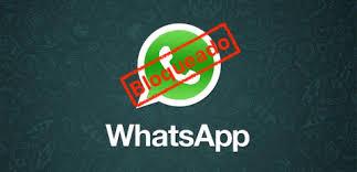 Imágen bloqueo de WhatSapp