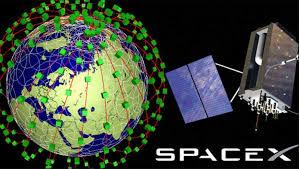 Luces en el cielo satélites Starlink
