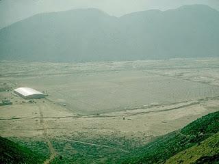 Jicamarca Perú y las antenas Haarp