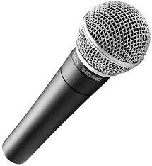 El micrófono tipos y características