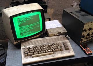 El ordenador Comodore 64 que lleva 25 años funcionando