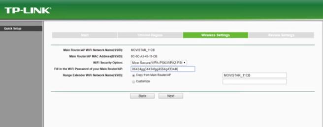 Configurando TP Link N300 repetidor wifi
