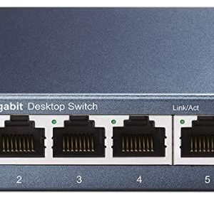 TP-Link TL-SG105 Switch 5 Puertos